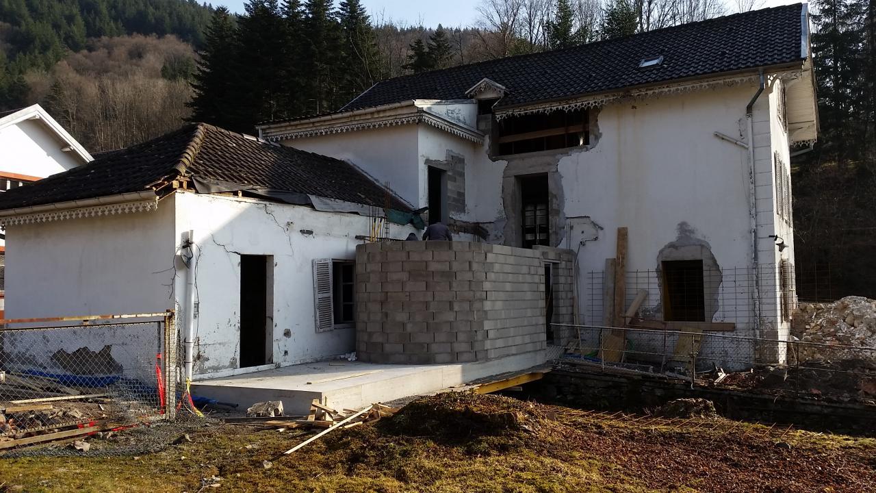 Rénovation Logements 2