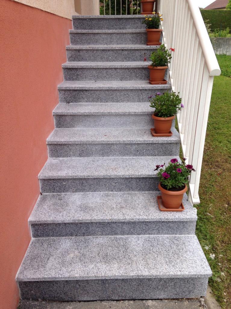 Evette-Salbert - Escalier