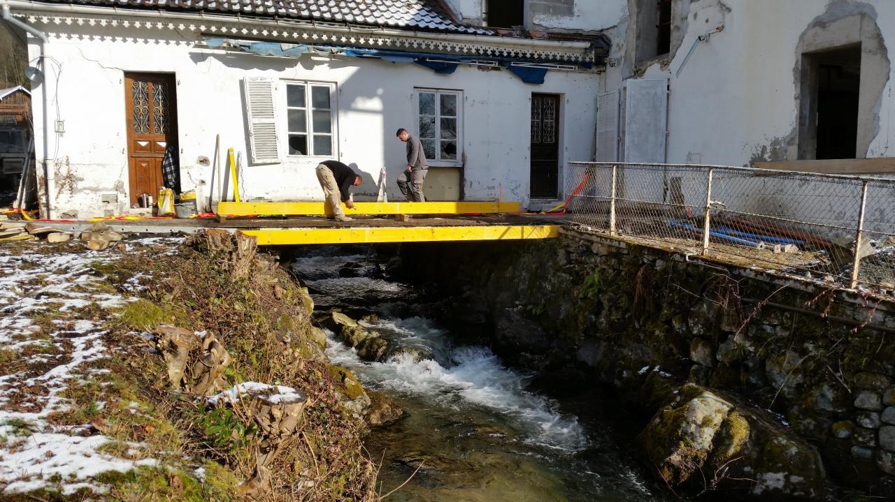 Rénovation logements 1