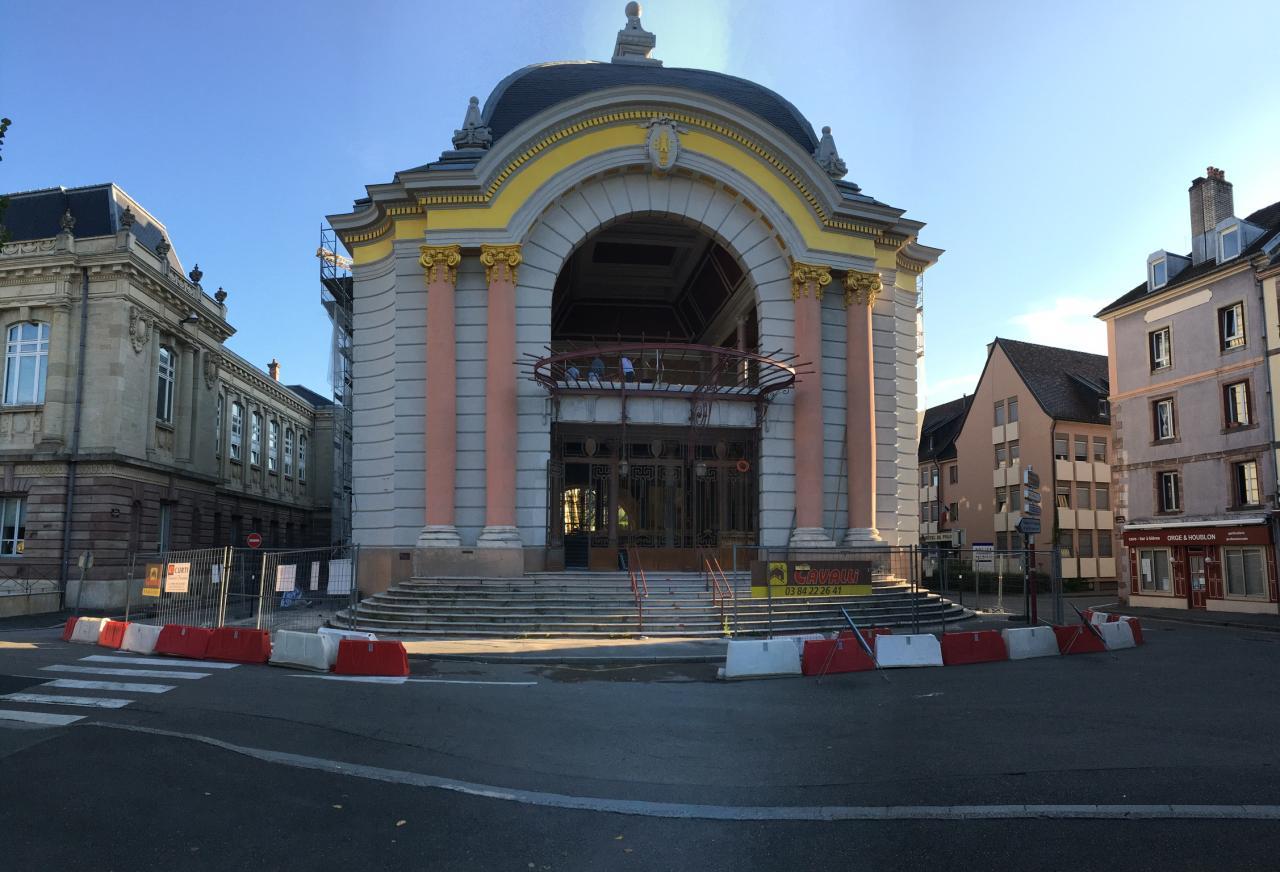 Salle des Fêtes Belfort